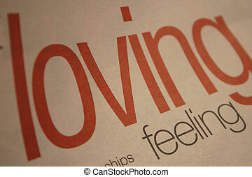 gevoel, hartelijk