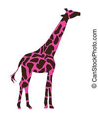 giraffe, ontwerp