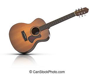 gitaar, akoestisch