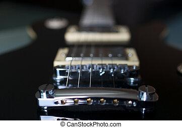 gitaar, elektrisch