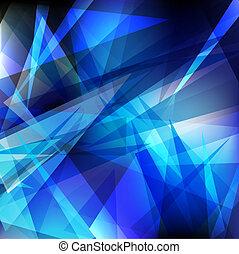 glanzend, geometrisch