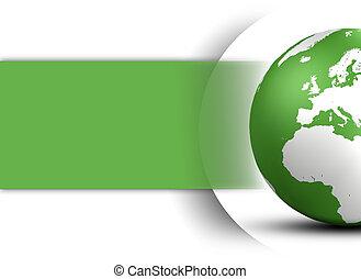 globe, wereld, conceptontwikkeling