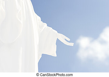 god, hand