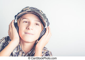 goed, muziek, luisteren