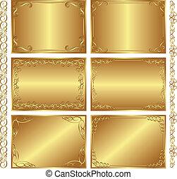 gouden, achtergronden