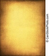 gouden geel, achtergrond