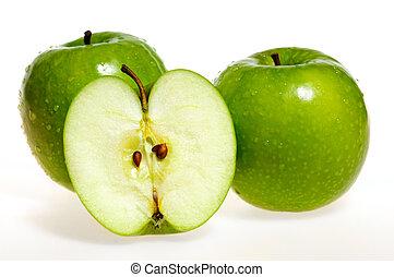 (granny, smith), groen appel