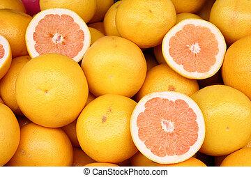 grapefruit, achtergrond