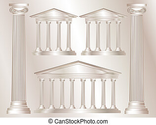 griek pilaren