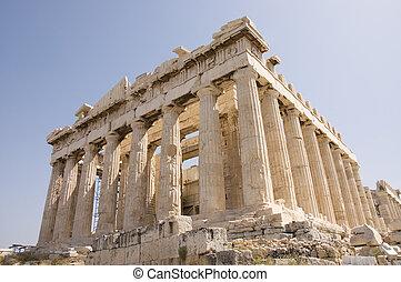 griekenland, monument