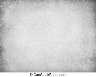 grijs, grunge, achtergrond