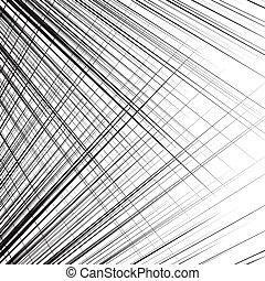 grill, onregelmatig, abstract, dynamisch, maas, lines., textuur, rooster, traliewerk, geometrisch