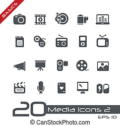 //, grondbeginselen, multimedia, iconen