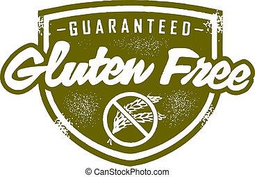 guaranteed, gluten, kosteloos