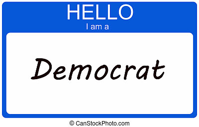 hallo, democraat