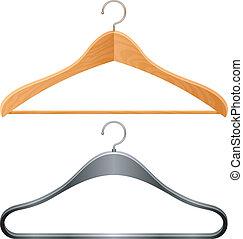 hangers.