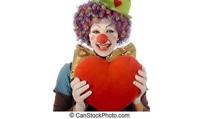 hart, clown