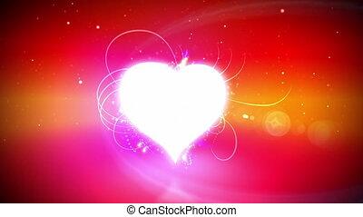 hart, liefde, lus