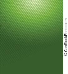 helling, groene, lijnen, illustratie, model
