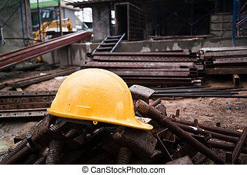 helm, bouwsector
