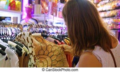 hemd, mall., aantrekkelijk, kies, meisje, 3840x2160, 4k