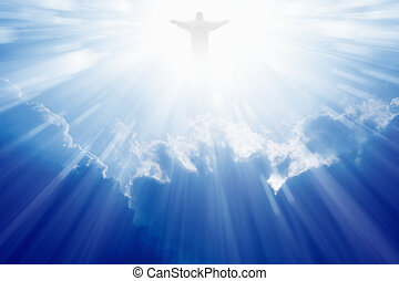 hemel, christus, jesus