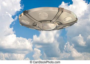 hemel, ufo