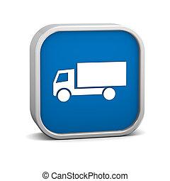 het teken van de vrachtwagen