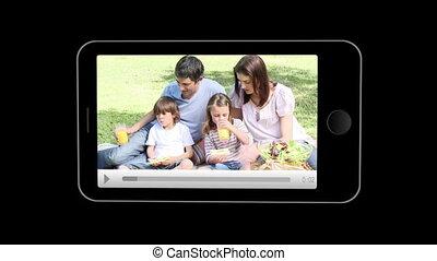 het tonen, relaxin, families, smartphone