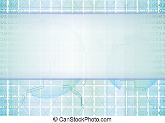 high-tech, abstract, vector, achtergrond