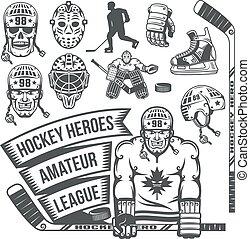 hockey uitrustingsstuk