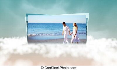honeymoon, paar, video's, cl