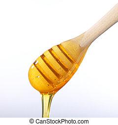 honing, vloeistof