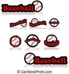 honkbal, iconen
