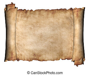 horizontaal, manuscript