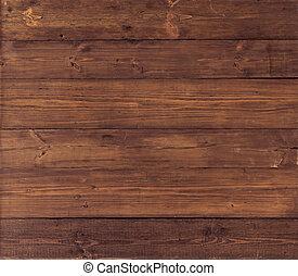 hout, achtergrond, houten textuur