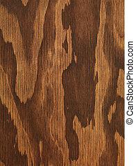 houten, bruine , triplex, textuur