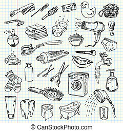 hygiëne, producten, poetsen