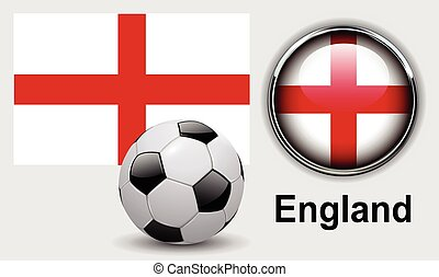 iconen, engeland, vlag