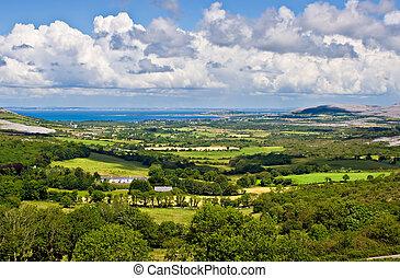 ierland, landscape