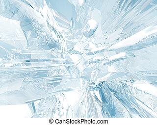 ijs, achtergrond