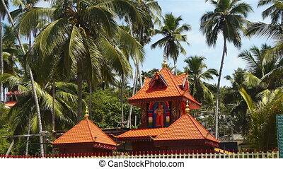 indiër, tempel