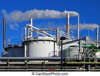 industrie, chemisch