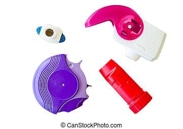 inhaler, astma