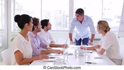 instructies, zijn, thee, geven, baas