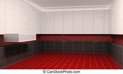 interieur, badkamer, creatie