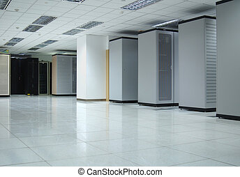interieur, datacenter