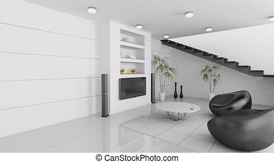 interieur, woonkamer