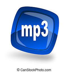 internet, mp3 dossier, pictogram