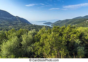 ionian eilanden, landscape, lefkada